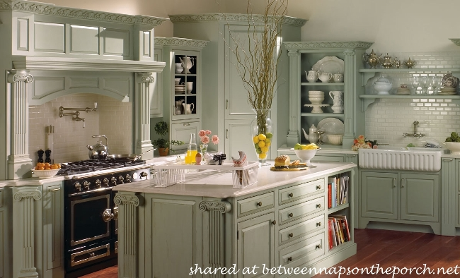 Dream Kitchens Cottage French Country And Traditional At Its Best