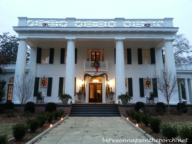 Greek Revival on Madison Tour of Homes