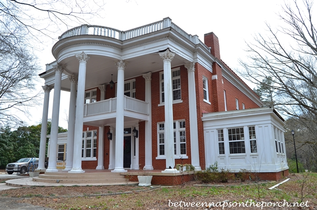Historic Powell House in Villa Rica, Georgia