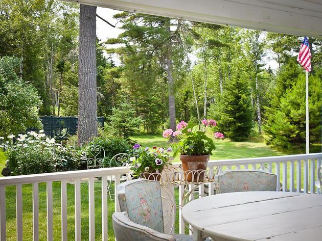 Kirstie Alley Cape Cod Home in Maine, Islesboro Island 09