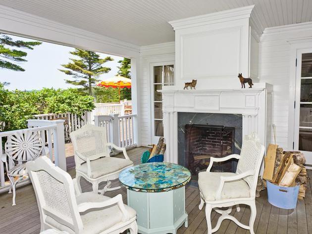 Kirstie Alley Cape Cod Home in Maine, Islesboro Island 10