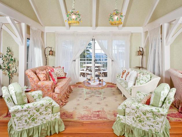 Kirstie Alley Cape Cod Home in Maine, Islesboro Island 24