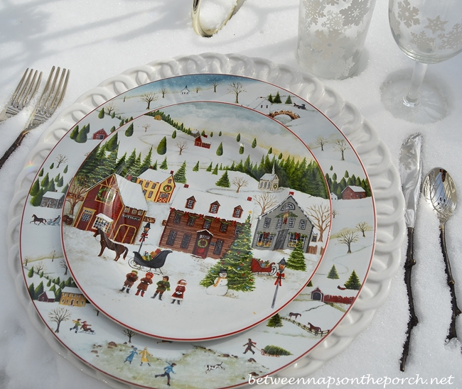 Thanksgiving & Christmas Tablescapes With Pottery Barn – Between ...
