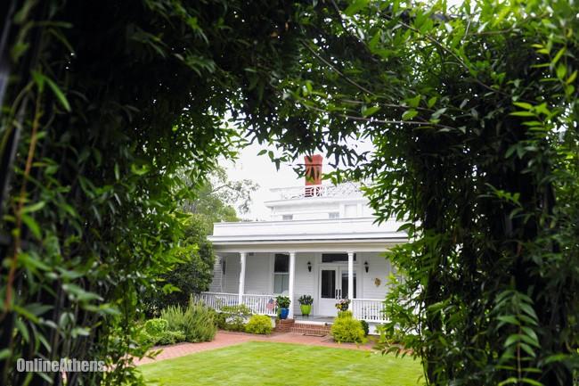 Back Porch Paradise