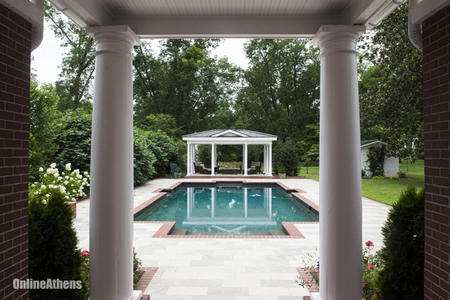 Beautiful Pool and Outdoor Entertaining Space