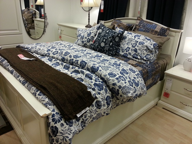 Bedding from Ikea