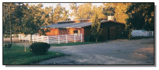 Gail Claridge's Home, Meadow Ranch