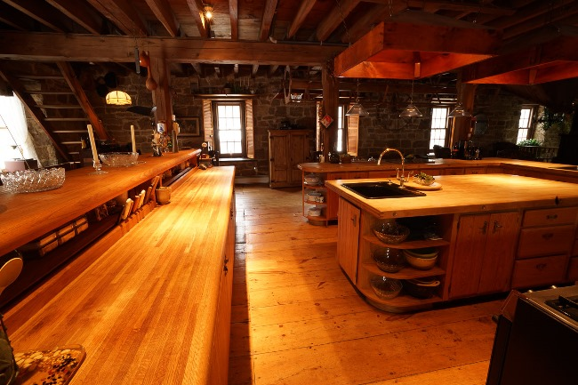 Grist Mill Preserved and Renovated into a Home (3)