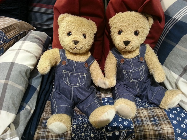 Ikea Teddy Bears