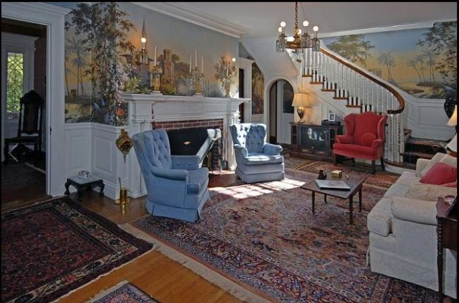 Beautiful Historic New Hampshire Home Tour 03