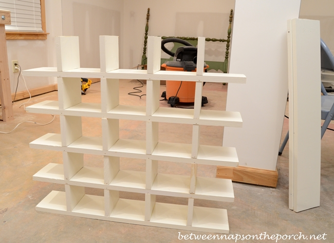 Build a Cubby Organizer, Pottery Barn Inspired_wm