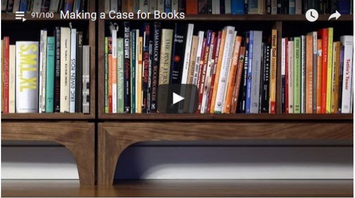 Building a Bookcase Video
