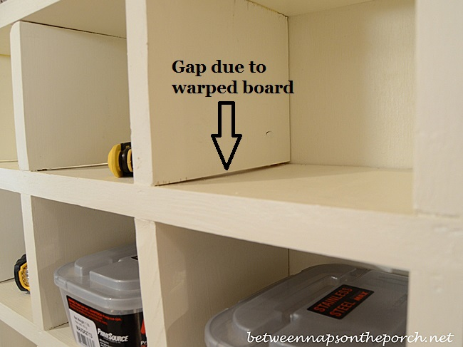 Gap Caused By Bowed Boards_wm