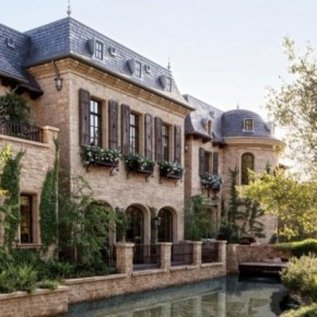 Gisele Bundchen & Tom Brady's Brentwood Estate