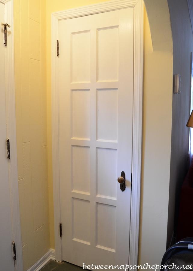 Interior Panel Door