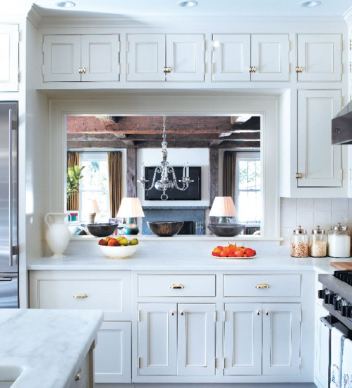 Martha Stewart Turkey Hill Kitchen After Renovation