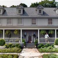 Tour Martha Stewart's Home, Cantitoe Corners In Bedford New York