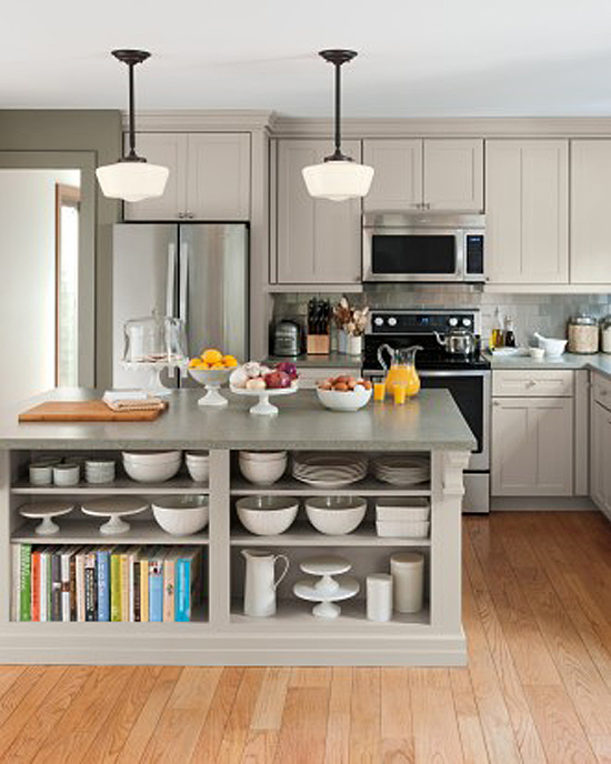 Kitchen Islands With Corners