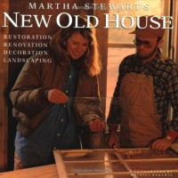 In the BNOTP Library: Martha Stewart's New Old House