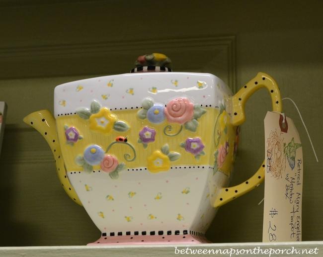 Mary Engelbreit Meadow Teapot (2)