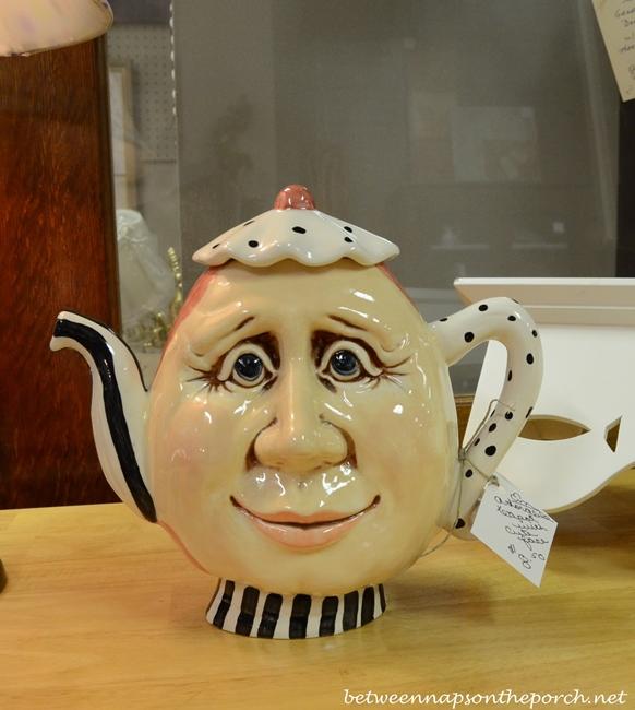 Mary Engelbreit Meadow Teapot