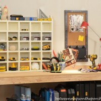 Build a Cubby Organizer, Pottery Barn Inspired