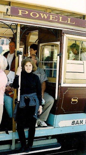 San Fran Trolley Ride