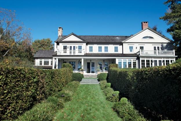 Turkey Hill Back Yard, Previous Home of Martha Stewart 2