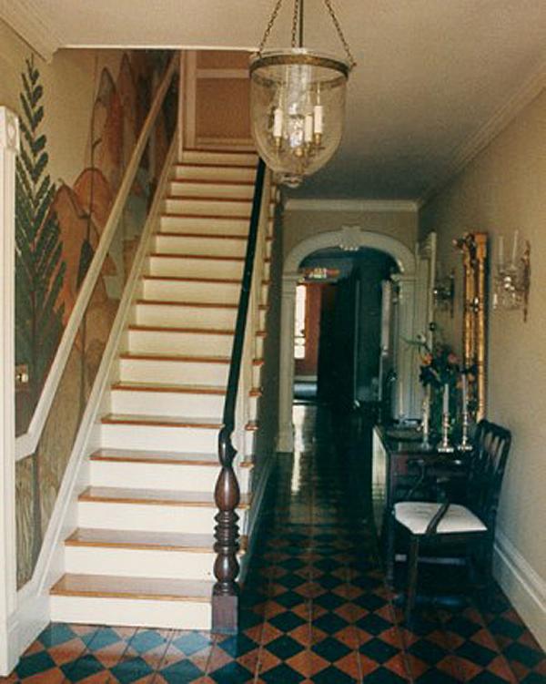 Turkey Hill Entry, Martha Stewarts Home