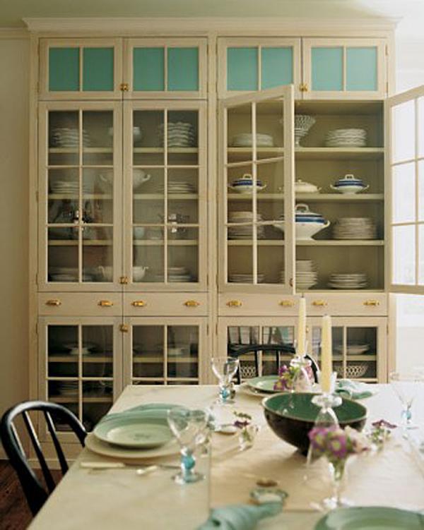 Turkey Hill Kitchen Dining, Martha Stewarts Home