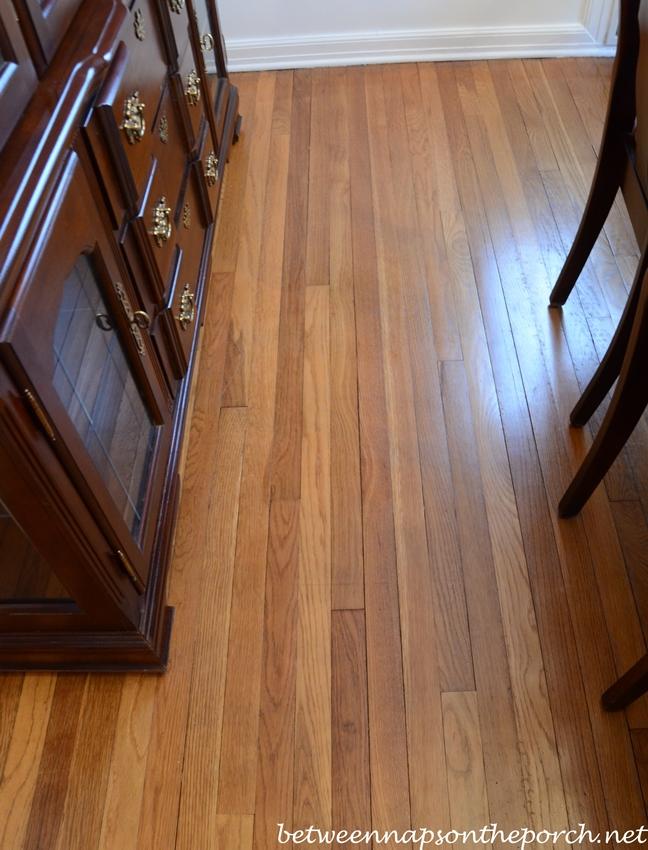 Vintage Hardwood Floors