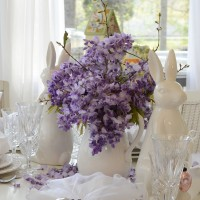 Welcoming Spring With Five Spring Table Settings