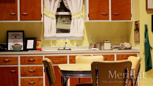 1940's Kitchen Designed by Merillat