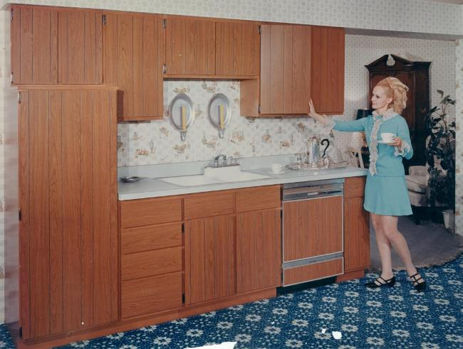 1960's Kitchen by Merillat