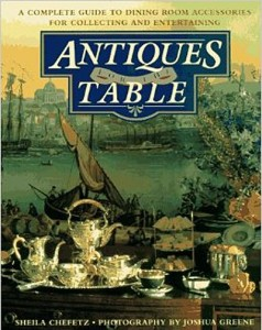 Antiques For The Table