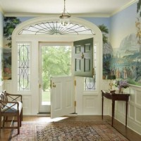 Beautiful Entry With Dutch Door