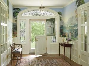 Beautiful Entry With Dutch Door