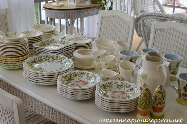 Dishes for the Porch_wm