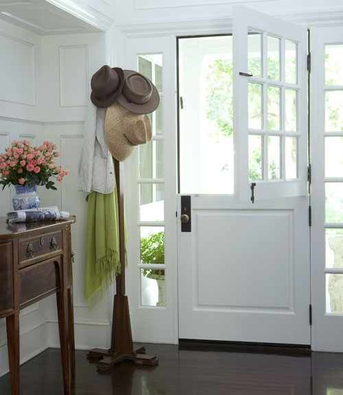 Kitchen Outside Doors: Add A Dutch Door To Your Home
