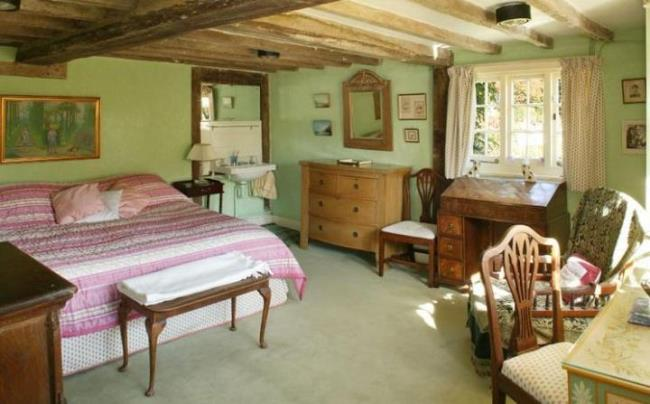 House At Pooh Corner Bedroom, Cotchford Farm