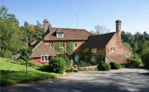 House At Pooh Corner, Cotchford Farm