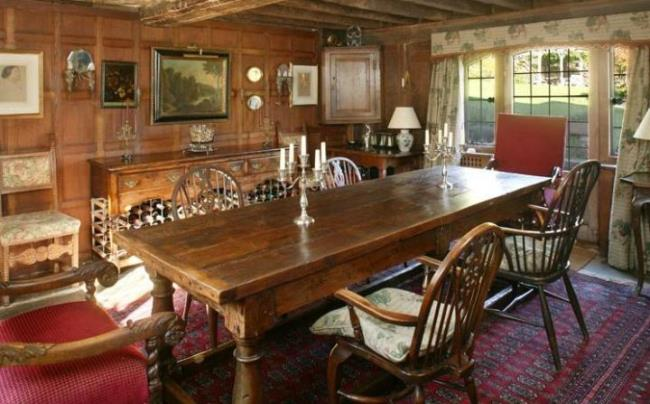House At Pooh Corner Dining Room, Cotchford Farm