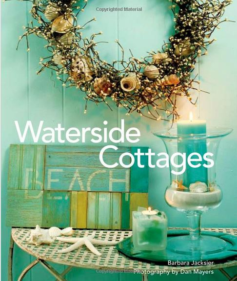 Waterside Cottages by Barbara Jacksier