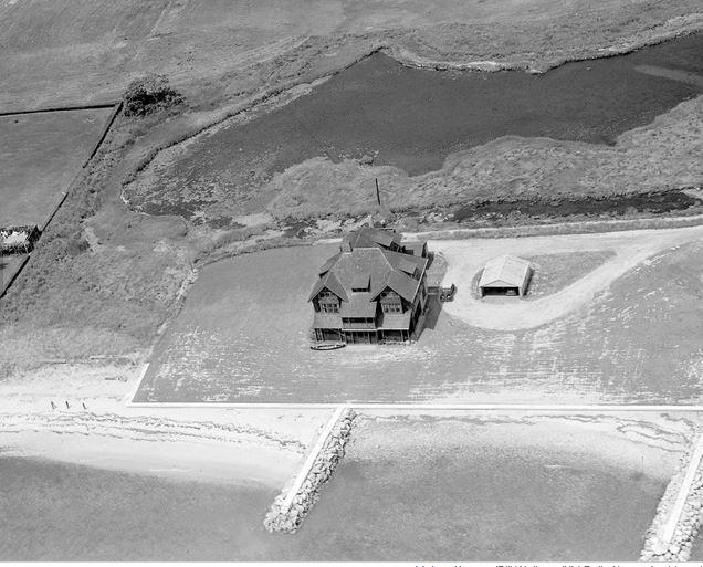 1938 Katharine Hepburn Home