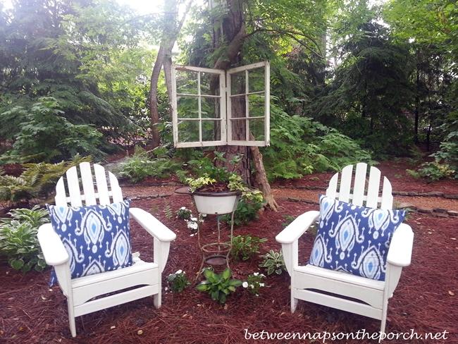 Adirondacks in the Garden