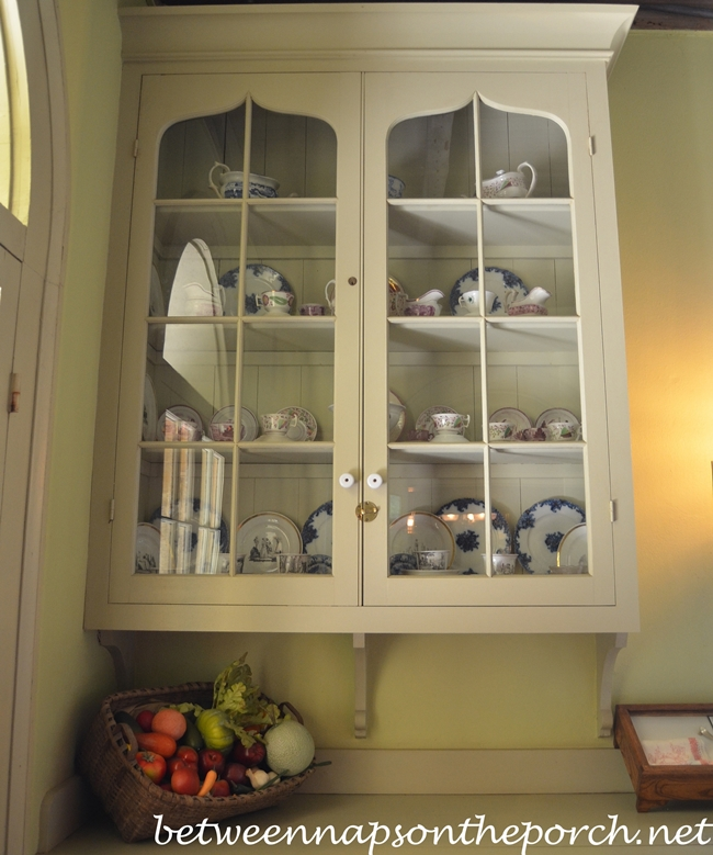 Butlers Pantry, San Francisco Plantation