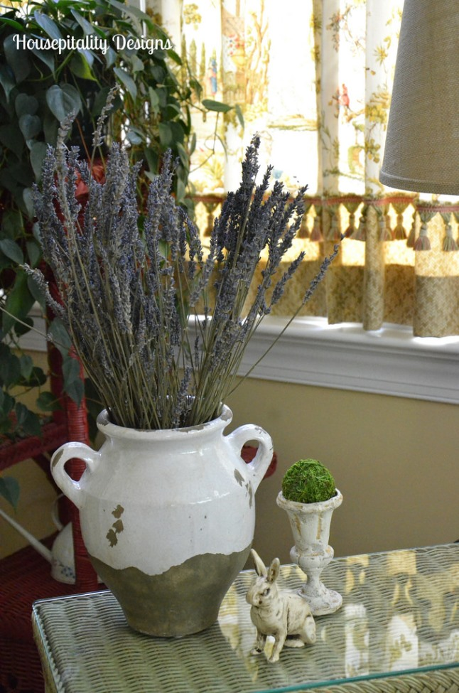 Decorate a Sunroom for Spring