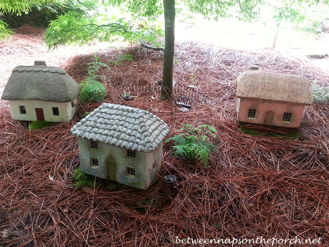 Faerie Houses in the Garden_wm