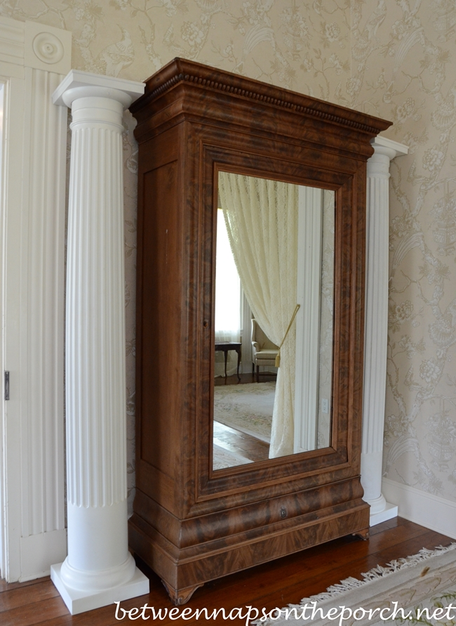 Greenwood Plantation Bedroom Armoire