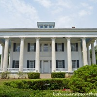 Greenwood Plantation, St. Francisville, Louisiana: Part I